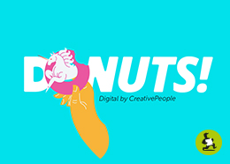 CreativePeople DoNuts!