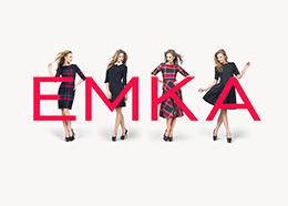 Интернет-магазин одежды EMKA