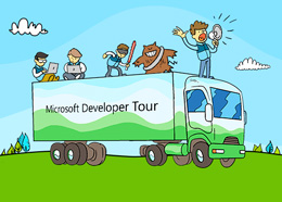 Microsoft Developer Tour